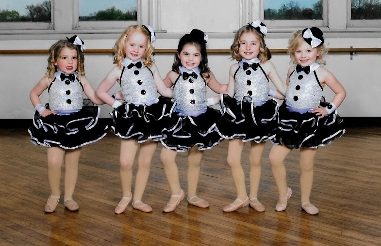Miss cindy's School of Dance students